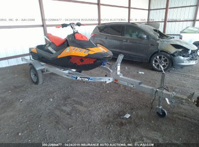 Salvage 2018 SEADOO JETSKI for sale