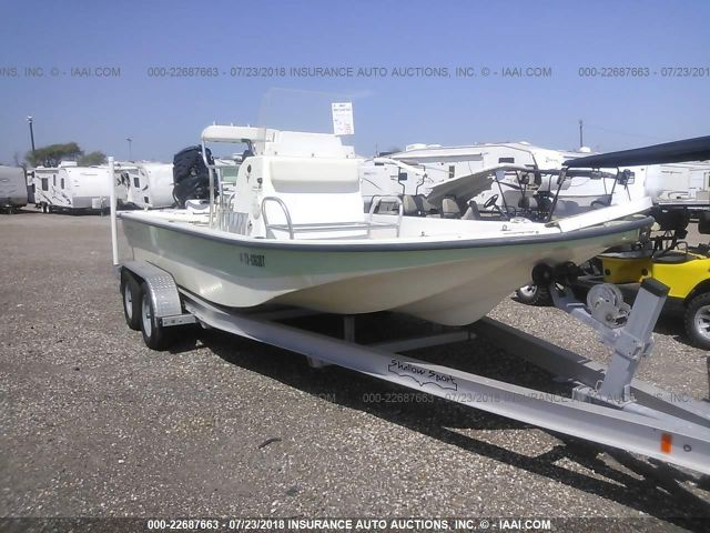 click here to view 2017 SHALLOW SPORT BOAT BOAT, MOTOR, TRAILER at IBIDSAFELY
