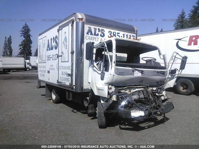 click here to view 1993 MITSUBISHI FUSO TRUCK FE at IBIDSAFELY