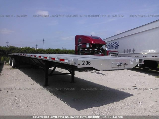 2018 TRANSCRAFT CORP FLATBED - Small image. Stock# 22720403