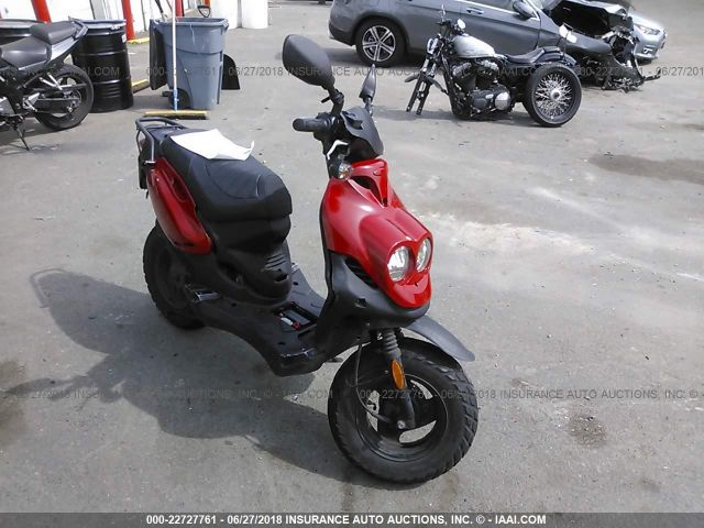 2017 GENUINE SCOOTER CO. ROUGHHOUSE - Small image. Stock# 22727761