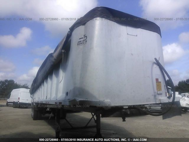 click here to view 2005 BENSON TRUCK BODIES END DUMP at IBIDSAFELY