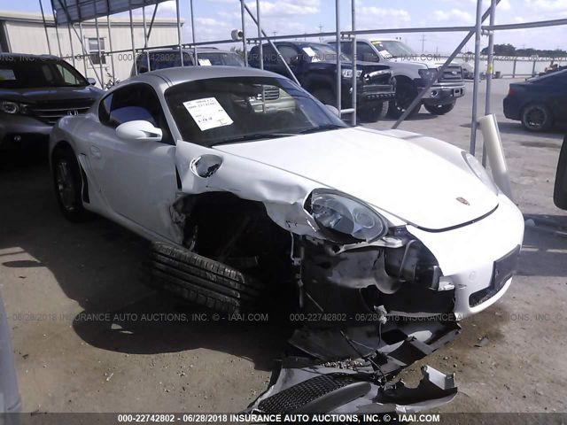 click here to view 2008 PORSCHE CAYMAN at IBIDSAFELY