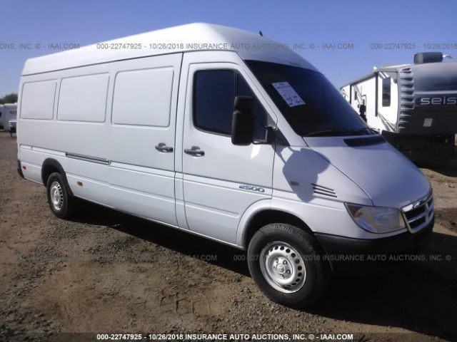 click here to view 2003 SPRINTER 2500 SPRINTER at IBIDSAFELY