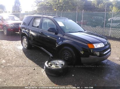 Salvage 2004 SATURN VUE for sale