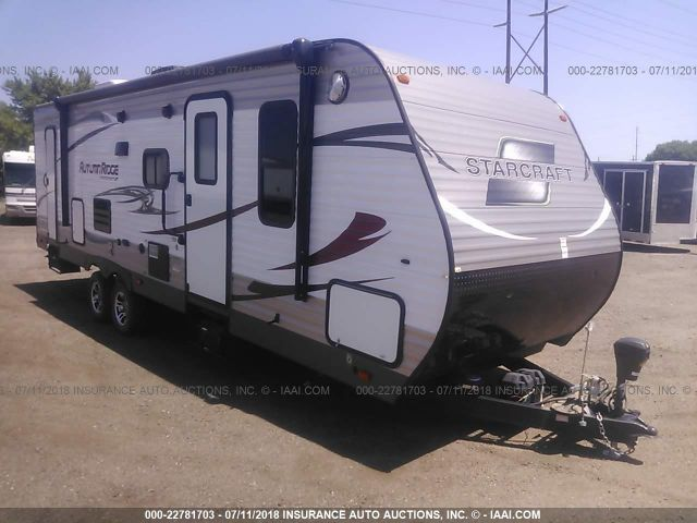 click here to view 2016 STARCRAFT RV COMPANY AUTUMN RIDGE at IBIDSAFELY