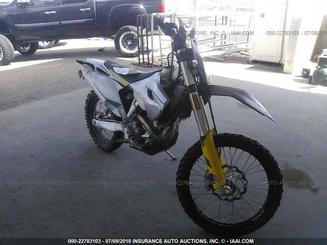 click here to view 2015 HUSQVARNA FE501 at IBIDSAFELY
