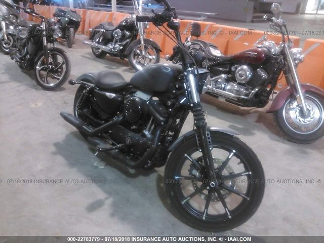 click here to view 2017 HARLEY-DAVIDSON XL883 at IBIDSAFELY