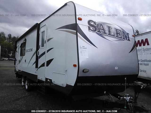 click here to view 2014 FOREST RIVER SALEM at IBIDSAFELY