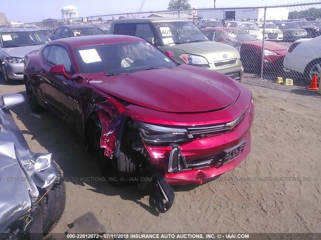 click here to view 2018 CHEVROLET CAMARO at IBIDSAFELY