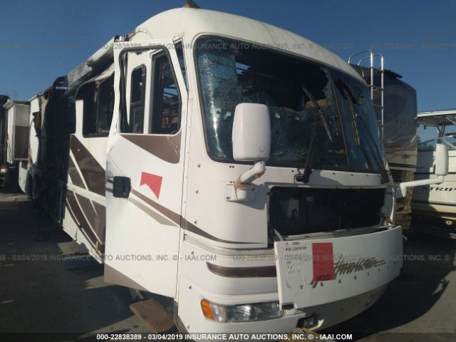 2000 SPARTAN MOTORS MOTORHOME - Small image. Stock# 22838389