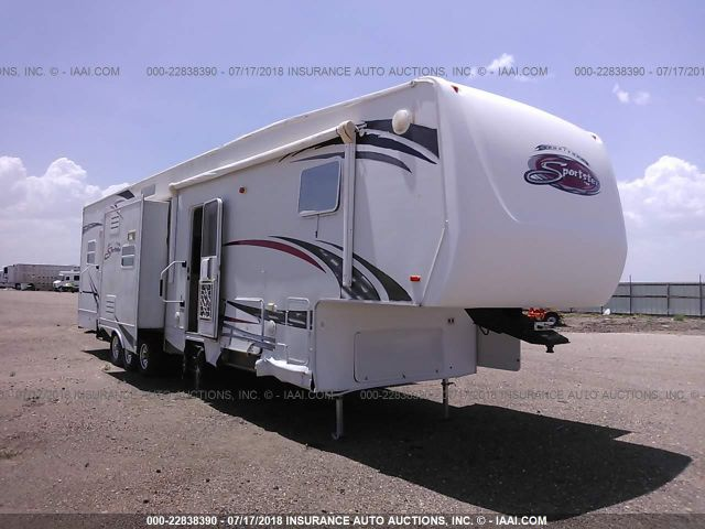 click here to view 2009 SPORTSMEN 40FT TOY HAULER at IBIDSAFELY