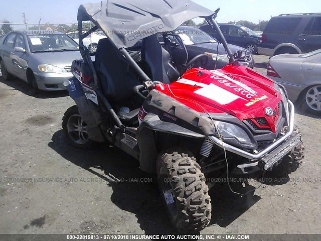 click here to view 2015 CFMOTO ZFORCE 800 at IBIDSAFELY