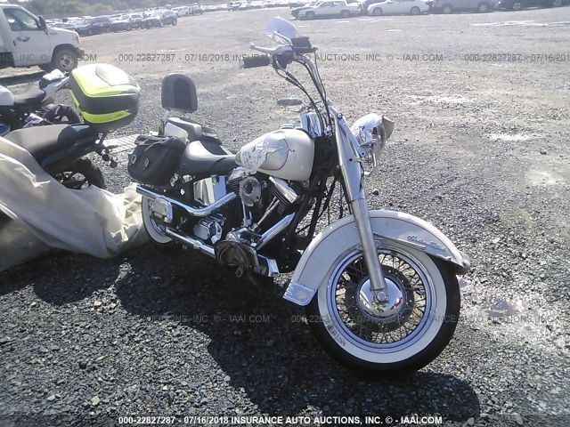 click here to view 1994 HARLEY DAVIDSON FLSTC at IBIDSAFELY