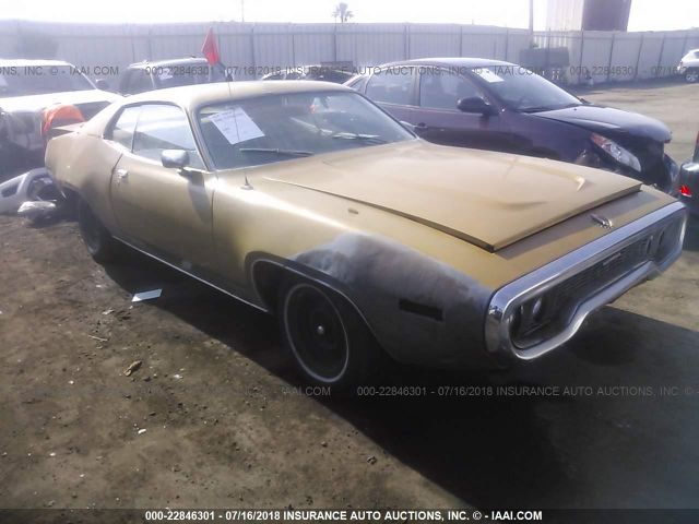 click here to view 1971 PLYMOUTH SEBRING SATELITE at IBIDSAFELY