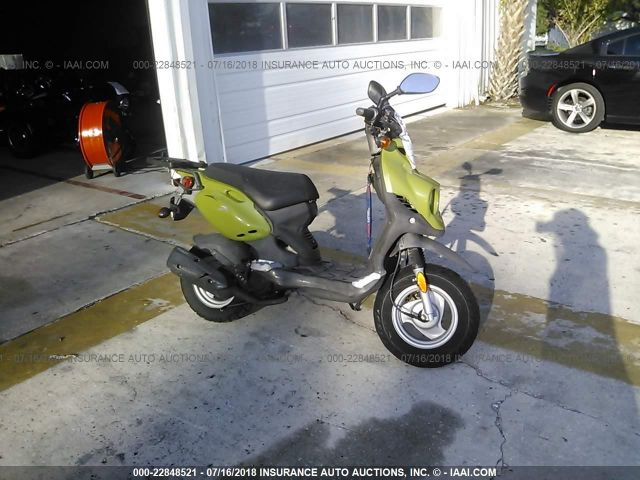 GENUINE SCOOTER CO. ROUGHHOUSE