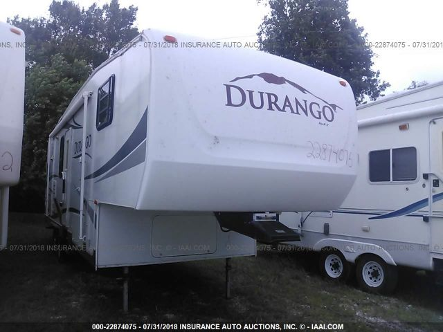 click here to view 2006 DUTCHMEN DURANGO 255RK at IBIDSAFELY
