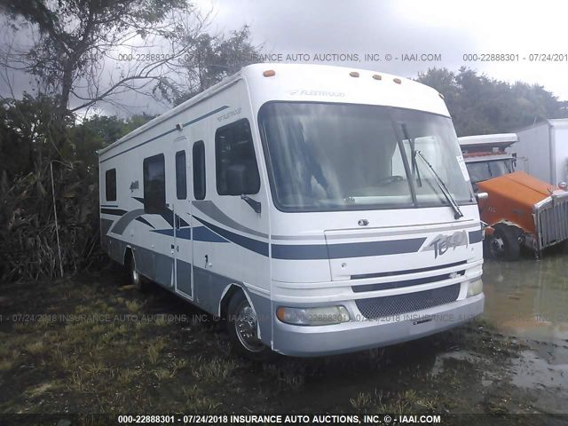 WORKHORSE CUSTOM CHASSIS MOTORHOME CHASSIS