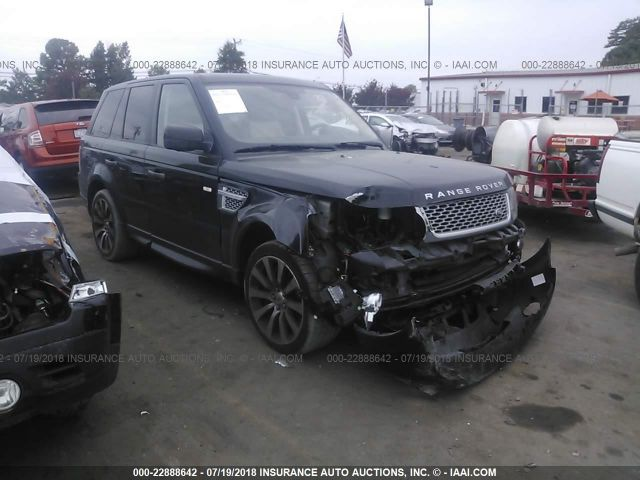 click here to view 2010 LAND ROVER RANGE ROVER SPORT at IBIDSAFELY
