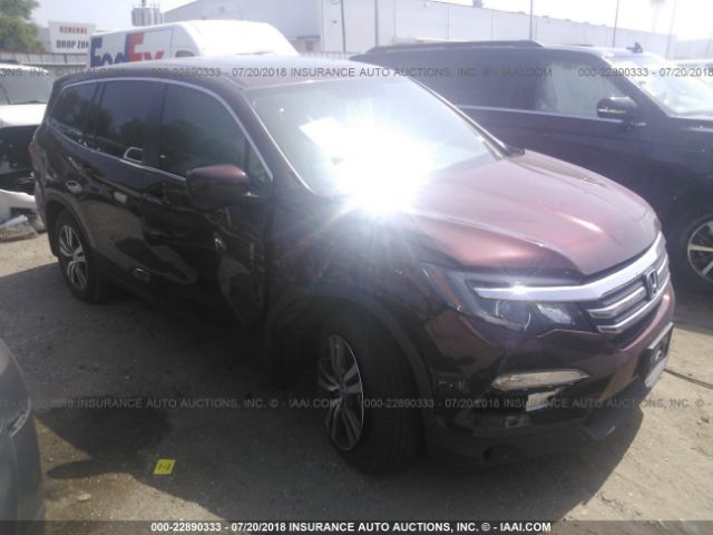 click here to view 2018 HONDA PILOT at IBIDSAFELY
