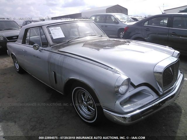 click here to view 1962 STUDEBAKER HAWK at IBIDSAFELY