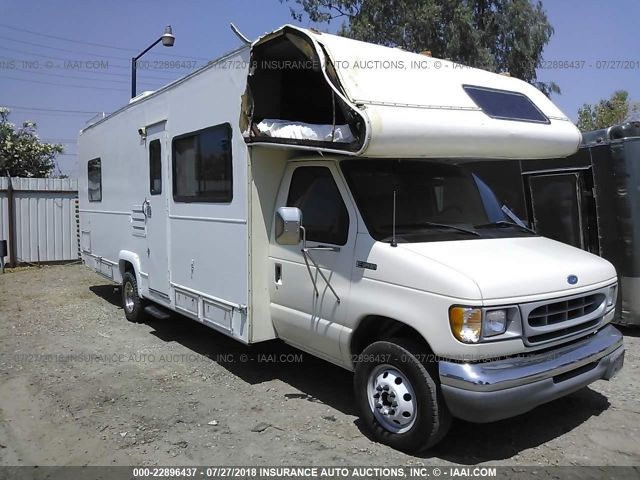 click here to view 1997 TIOGA MOTOR HOME at IBIDSAFELY