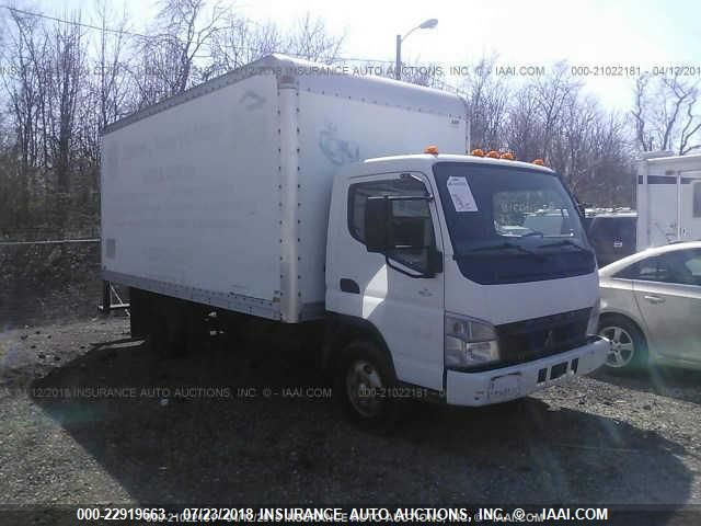click here to view 2005 MITSUBISHI FUSO TRUCK FE at IBIDSAFELY