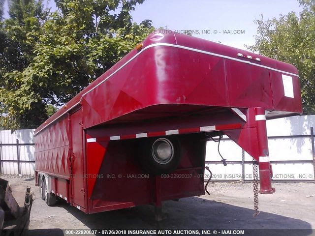 click here to view 1996 TRAILER COOSE TRAILER MFG at IBIDSAFELY