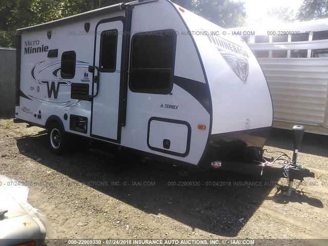click here to view 2018 WINNEBAGO MIRCO MINNIE at IBIDSAFELY