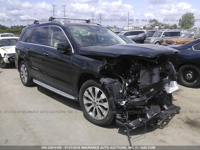 click here to view 2018 MERCEDES-BENZ GLS at IBIDSAFELY