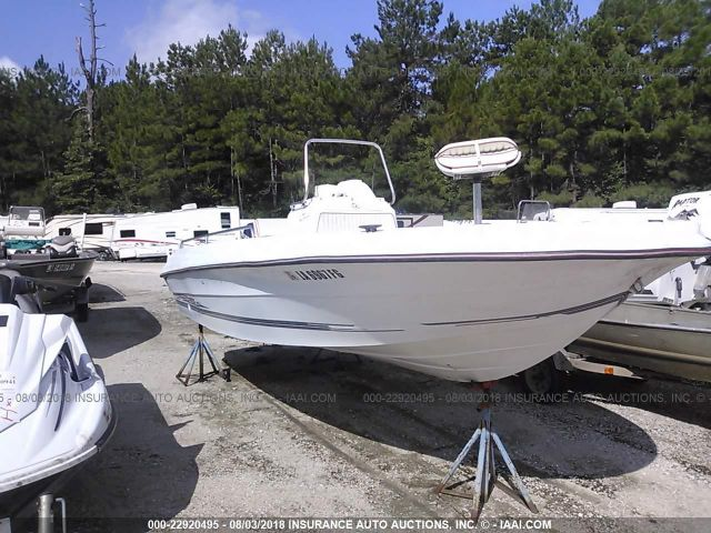 click here to view 2002 TRIUMPH TRIUMPH BAY 190 at IBIDSAFELY