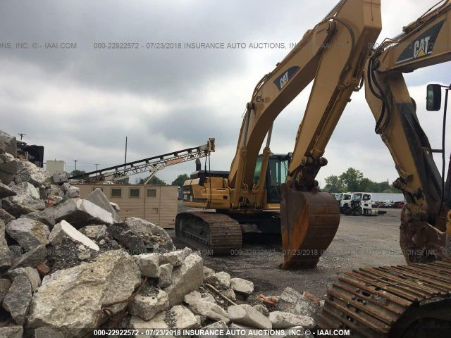 click here to view 1998 CATERPILLAR 345B at IBIDSAFELY