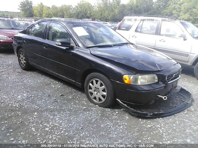 7a47ccc001c Salvage Title 2007 Volvo S60 2.5L For Sale in Rock Tavern NY ...