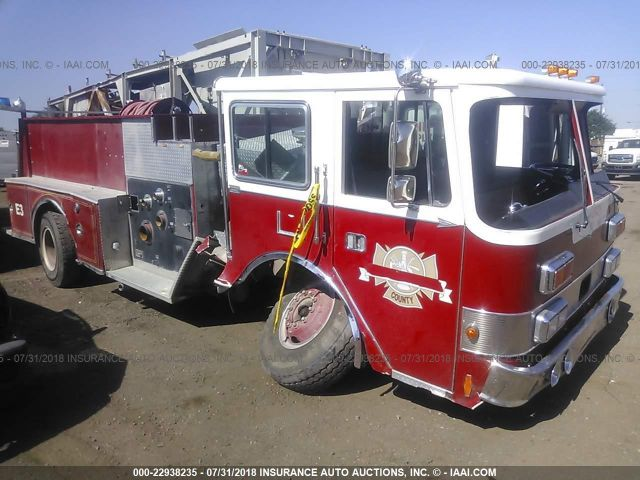 click here to view 1989 PIERCE MFG. INC. FIRE ENGINE at IBIDSAFELY