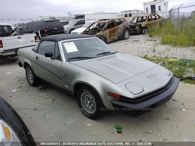 click here to view 1980 TRIUMPH CAR TR7 at IBIDSAFELY