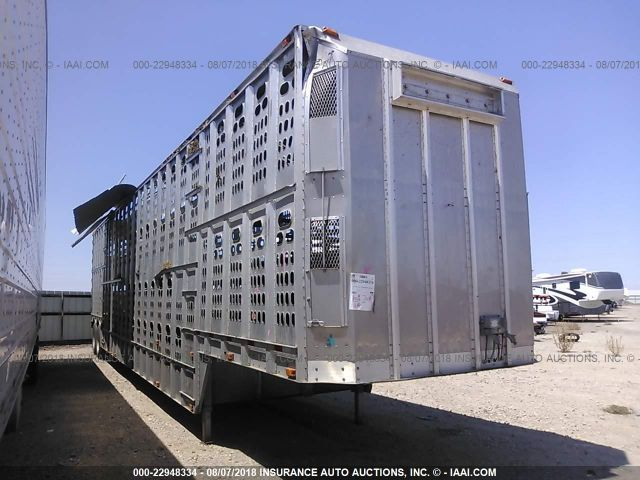 click here to view 2011 BARRETT TRAILERS INC LIVESTOCK at IBIDSAFELY