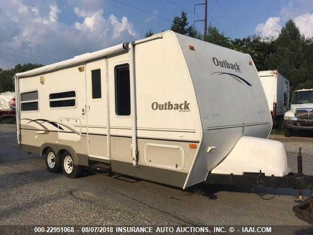 click here to view 2005 OUTBACK OUTBACK TRAVEL TRAILERS at IBIDSAFELY