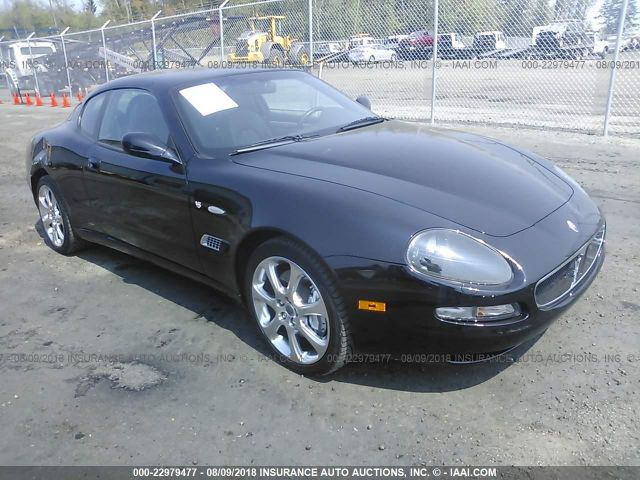 2004 MASERATI COUPE - Small image. Stock# 22979477