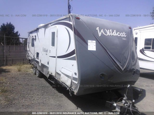 click here to view 2014 FOREST RIV WILDCAT at IBIDSAFELY
