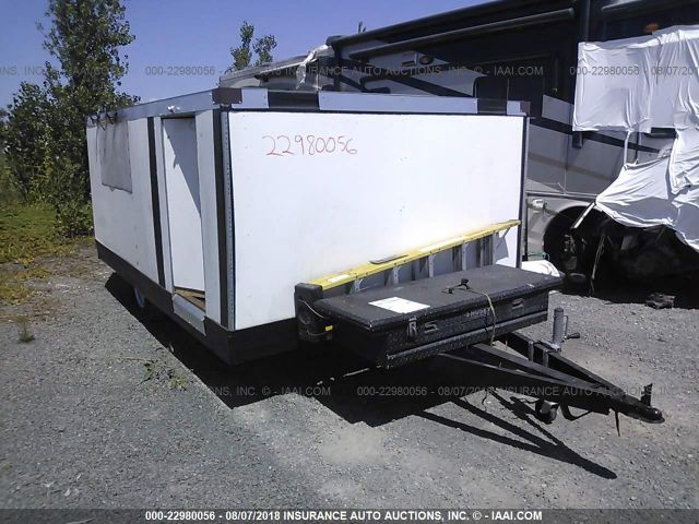 click here to view 2017 SPECIAL CONSTRUCTION 18 FT BOX TRAILER at IBIDSAFELY
