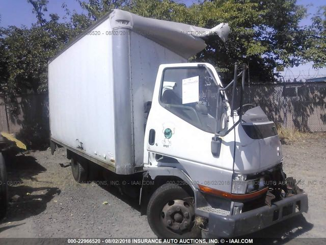 click here to view 2001 MITSUBISHI FUSO TRUCK FE at IBIDSAFELY