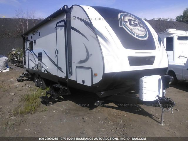 click here to view 2017 EVERGREEN RV I GO 267RLS  TRAILER at IBIDSAFELY