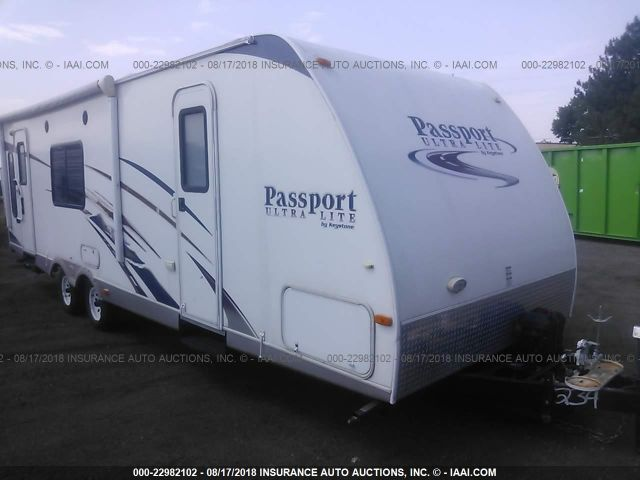 click here to view 2010 KEYSTONE RV PASSPORT ULTRA LITE TRAVE at IBIDSAFELY