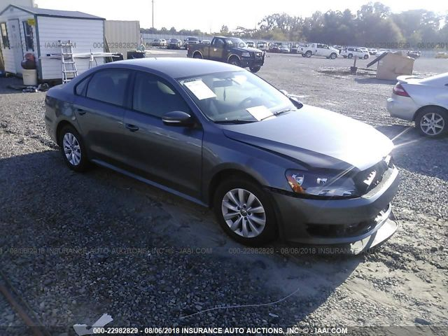 click here to view 2013 VOLKSWAGEN PASSAT at IBIDSAFELY