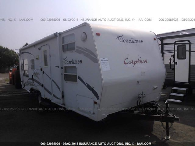 click here to view 2006 COACHMAN CAPTI265EX at IBIDSAFELY