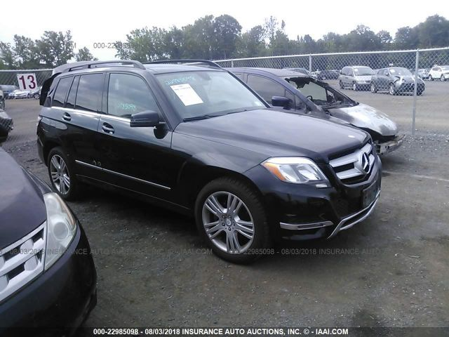 2013 MERCEDES-BENZ GLK - Small image. Stock# 22985098