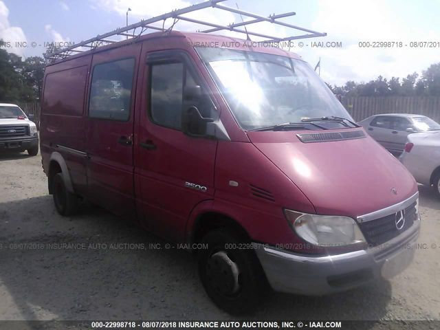click here to view 2004 SPRINTER 3500 SPRINTER at IBIDSAFELY