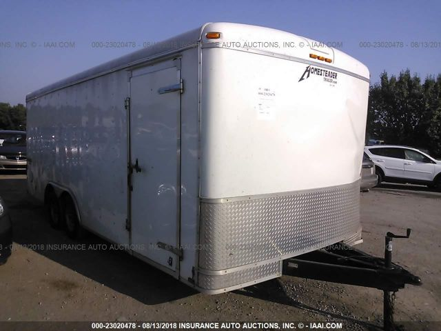 2014 HOMESTEADER ENCLOSED TRAILER - Small image. Stock# 23020478