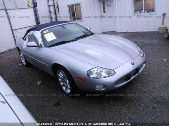 2001 JAGUAR XKR - Small image. Stock# 23006517