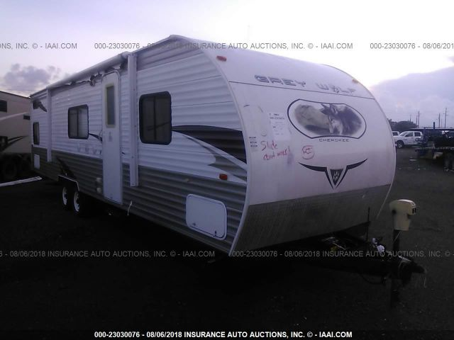 click here to view 2011 FOREST RIVER GREY WOLF CHEROKEE at IBIDSAFELY